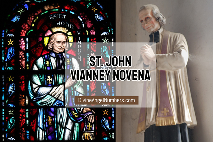 St. John Vianney Novena