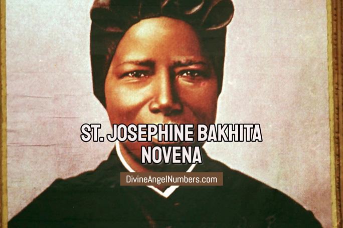 St. Josephine Bakhita Novena