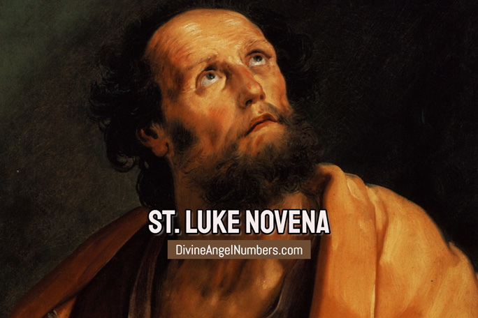 St. Luke Novena