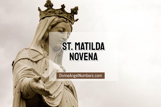 St. Matilda Novena