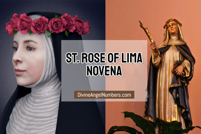 St. Rose of Lima Novena