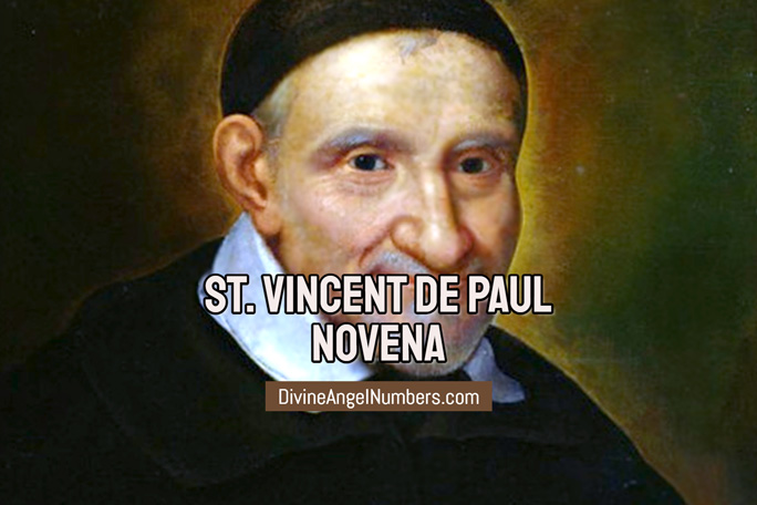 St. Vincent de Paul Novena