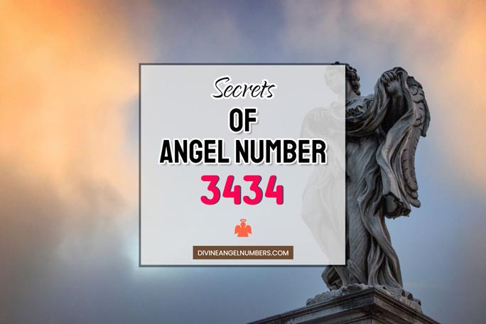 3434 Angel Number: Meaning & Symbolism