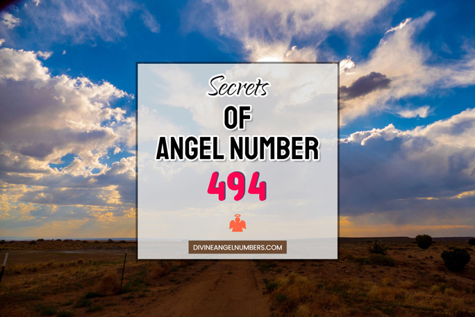 494 Angel Number: Meaning & Symbolism