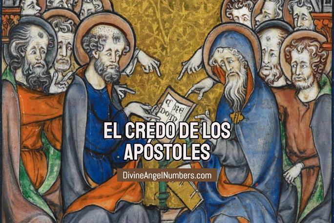 El Credo de los Apóstoles - Apostles Creed in Spanish