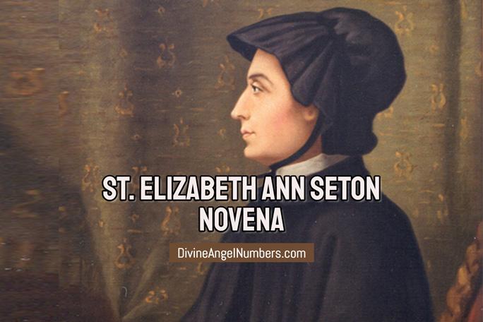 St. Elizabeth Ann Seton Novena