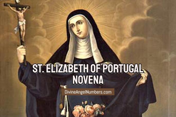 St. Elizabeth of Portugal Novena