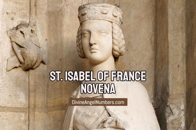 St. Isabel of France Novena