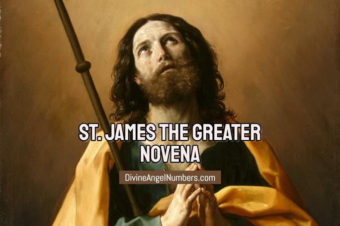 St. James the Greater Novena