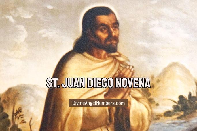 St. Juan Diego Novena