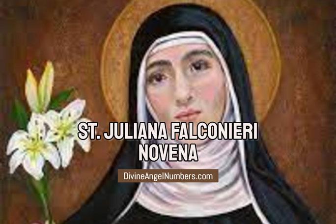 St. Juliana Falconieri Novena