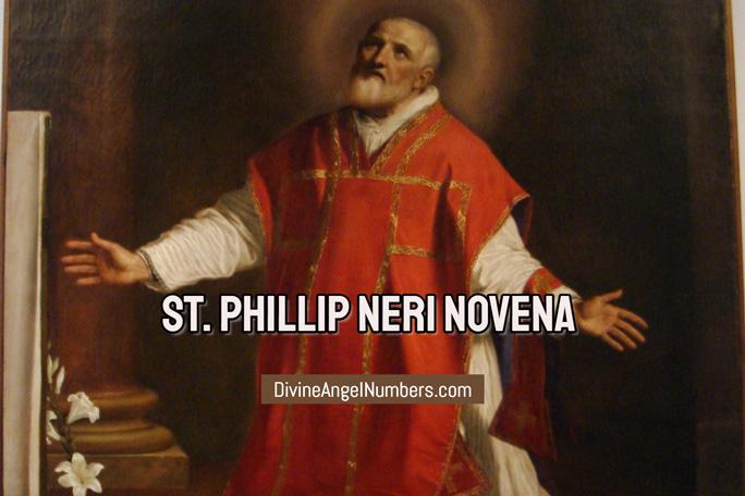 St. Phillip Neri Novena