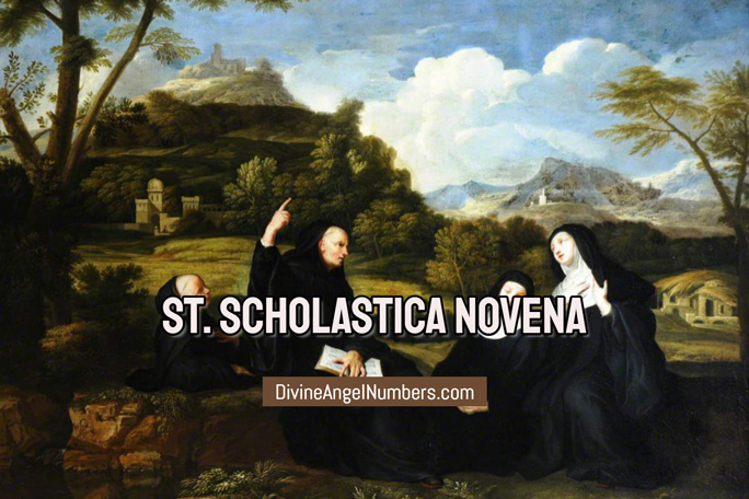 St. Scholastica Novena
